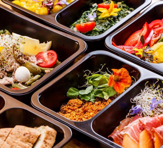 Zdrowe odżywianie z cateringiem