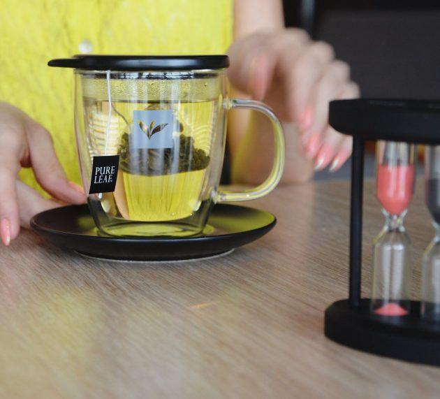 Antyoksydacyjne właściwości zielonej herbaty